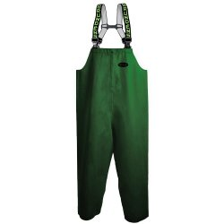Grundens C116 Clipper 116 Foul Weather Bib Pant Green