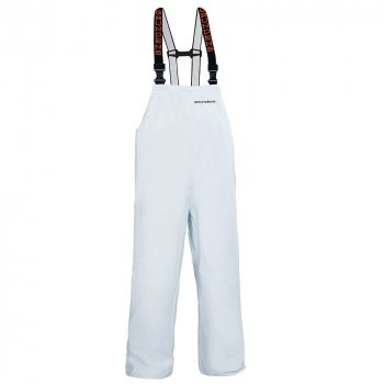 Grundens P116 Petrus 116 Foul Weather Bib Pant White