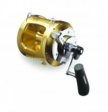 Shimano TI130A Tiagra A Two Speed Lever Drag Reels