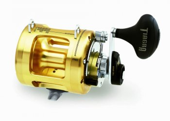 Shimano TI16 Tiagra A Two Speed Lever Drag Reels