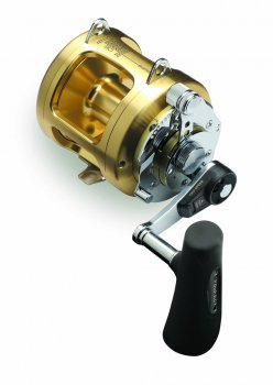 Shimano TI30A Tiagra A Two Speed Lever Drag Reels