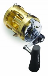 Shimano TI30WLRSA Tiagra A Two Speed Lever Drag Reels