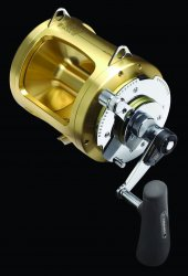 Shimano TI80WA Tiagra A Two Speed Lever Drag Reels