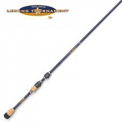 St Croix Legend Tournament Bass Spinning Rods BTY