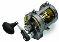 Shimano Tyrnos Two-Speed Lever Drag Reels Handle
