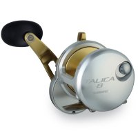 Shimano Talica TAC8 Single-Speed Lever Drag Reel