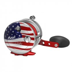 Avet JX Raptor Reel Patriot