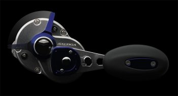Daiwa Saltiga Lever Drag 2-Speed Reels Handle