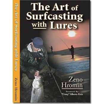 Generic The Art of Surfcasting with Lures by Zeno Hromin