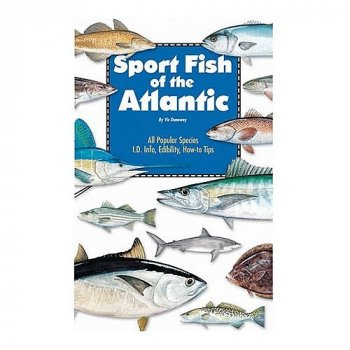 Generic Sport Fish of The Atlantic by Vic Dunaway