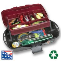 Flambeau Outdoors Classic 1-Tray Tackle Box 1512B