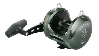 Okuma Makaira MK-30IISEa Two-Speed Reels