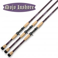 St Croix Mojo Inshore Casting Rods BTY