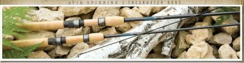 St Croix Avid Series Salmon & Steelhead Center Pin Spinning Rods