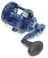 Avet MXL 6/4 MC 2-Speed Lever Drag Casting Reels Blue