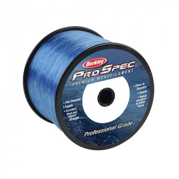 Berkley Pro Spec Monofilament 80 lb - 3500 Yards Bulk Spool Ocean Blue