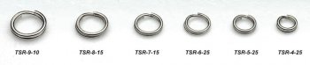 Tsunami Heavy Duty Stainless Steel Split Rings