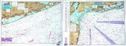 Captain Seagull's Nearshore NY Inshore Nautical Chart ONY59