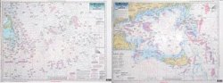 Captain Seagull's Nantucket Shoals and Georges Bank MA Nautical Chart NG12