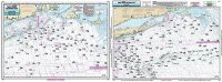 Captain Seagull's Offshore Canyon Chart OF10 MA, RI, CT, NY Offshore Nautical Chart