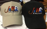 J&H Tackle JHLHAT Logo Hat