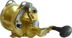 Avet HX MC Lever Drag Fishing Reels Gold
