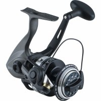 Quantum Boca PTs BSP40PTsE Spinning Reel Side