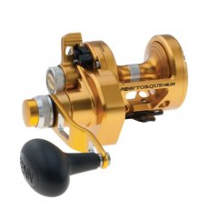 Penn Torque 2-Speed Lever Drag Reel TRQ15LD2 Gold