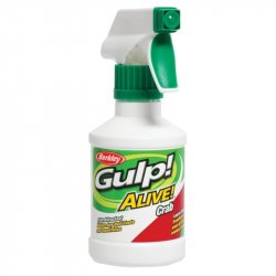 Berkley Gulp! Alive! GSP8-CB Crab Attractant Spray