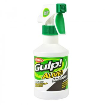 Berkley Gulp! Alive! GSP8-MEN Menhaden Attractant Spray
