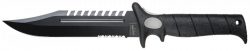 "Bubba Blade BB1-7P 7"" Penetrator Tactical Survival Knife"