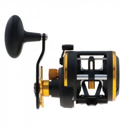 Penn Squall SQL15LW Levelwind Reels Front