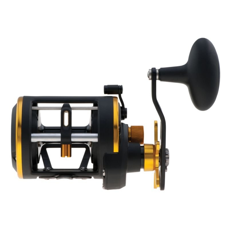 New Penn Squall Level Wind Conventional Reel 4.9:1 LH SQL20LWLH