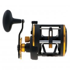 Penn Squall SQL30LW Levelwind Reels Front