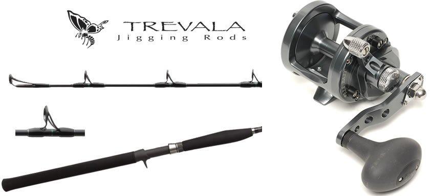 SXJ 5 3 Reel / Shimano Trevala TVC66MH Jigging Rod Combo buy