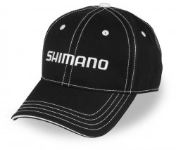 Shimano AHAT100C Adjustable Hats Black