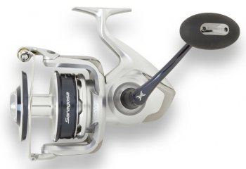 Shimano Saragosa SW Spinning Reels BTY