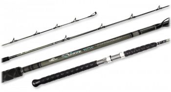 Tsunami Airwave Elite Braid Select Casting Rods BTY