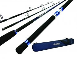 Okuma Nomad Travel Spinning Rods BTY