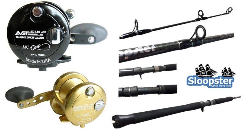 Avet SX 5.3//1 Casting Reel Bearing set Fishing Ball Bearings