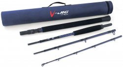 Fox Sport Fishing V-Jig    KRD019 Trek Travel Casting Rods BTY