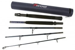 Fox Sport Fishing Popper XT KRD018 Trek Travel Spinning Rods