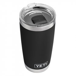 Yeti Rambler 20 oz Black