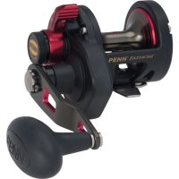 Penn FTH15LD Fathom Single-Speed Lever Drag Reel