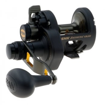 Penn FTH15LD2 Fathom 2-Speed Lever Drag Reel