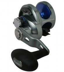 Okuma A-5NS Andros A Single-Speed Lever Drag Reels