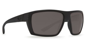 Costa Del Mar Hamlin 580P Polarized Sunglasses BlackOut Frame Angle