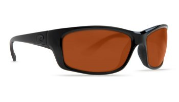 Costa Del Mar Jose 580P Polarized Sunglasses BlackOut Frame Angle
