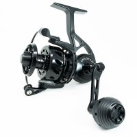 Van STal VR50 Spinning Reel Black