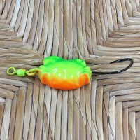 Captain Bill's Green Crab Jig